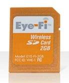 Eye-Fi Wireless SD Card