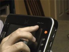 Amtek T770 Ultra-Mobile PC Video Review