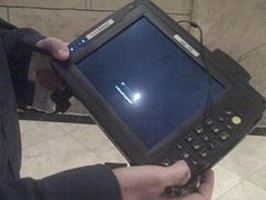 MobileDemand xTablet T8700 Rugged Tablet PC