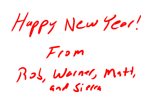 Happy New Year from GottaBeMobile.com!
