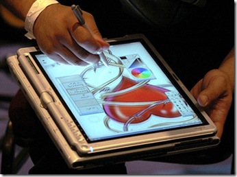 Tattoo Tablet PC Nate Montessi