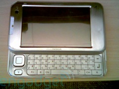Nokia's Next Internet Tablet