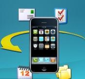 ipxsync exchange iphone