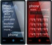 Microsoft 'Pink' cellphone blending Zune & Sidekick DNA at CES 2009%003F - SlashGear