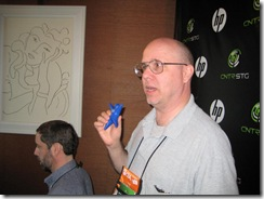CES 2009 Tablet and Touch Community Meetup 018