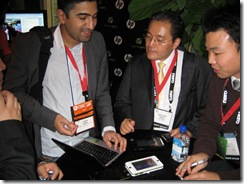 CES 2009 Tablet and Touch Community Meetup 047_Medium