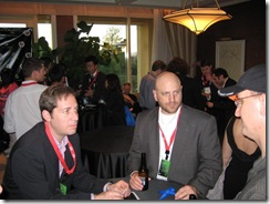 CES 2009 Tablet and Touch Community Meetup 052
