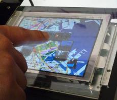 mitsubishi 3D screen