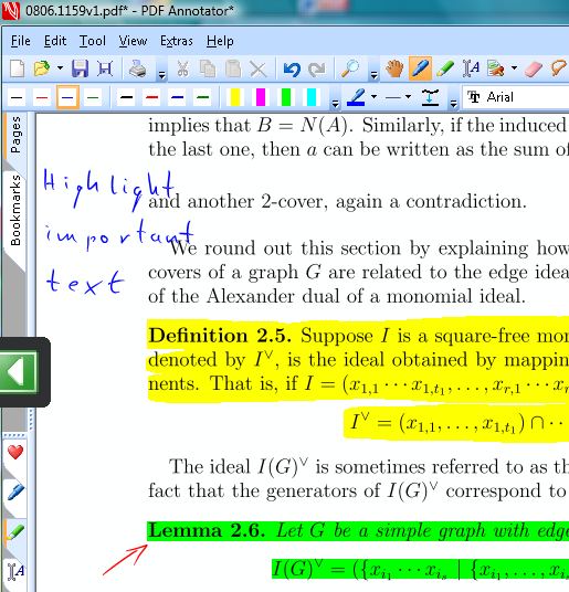 GRAHL Software PDF Annotator 2.0.0.250