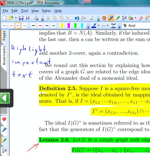 GRAHL Software PDF Annotator 2.0.0.250