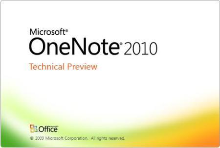 onenote2010logo