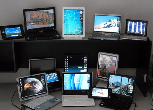 Best Tablet PC Group Shot