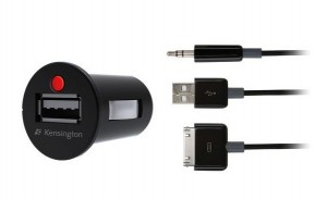 Kensington 2-in-1 Charger AUX Cable