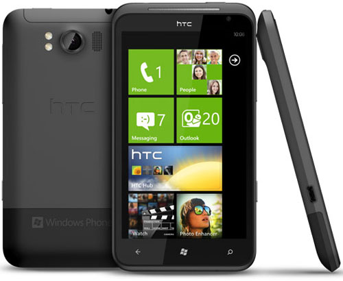 HTC Titan Sold Out at AT&T, Focus S on Back Order As Well?