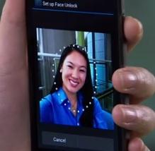 Don't use Face Unlock Galaxy Nexus