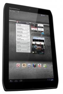 Droid XYBOARD Tablet portrait