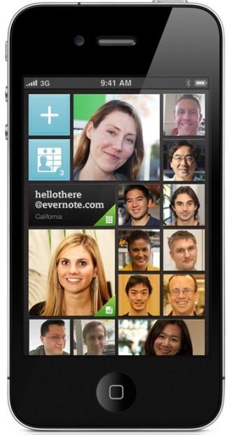 Evernote Hello App