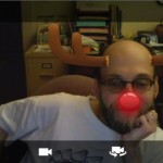 Google+ Hangout on Galaxy Nexus