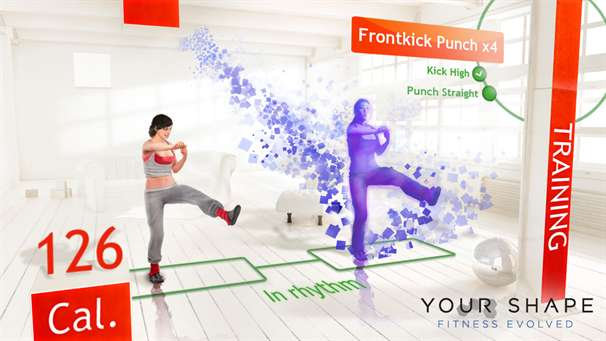 Kinect Fitness
