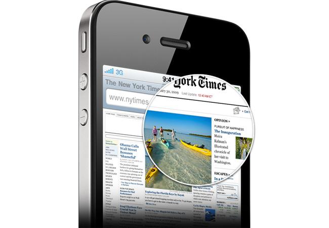 Apple iPhone Cool