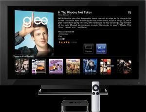 new third generation apple tv