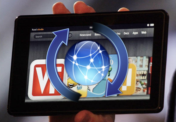 Kindle Fire Update Software