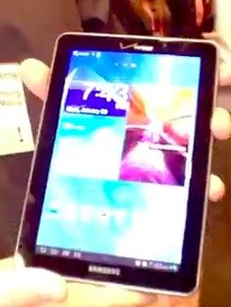 Galaxy Tab 7.7 with 4G LTE