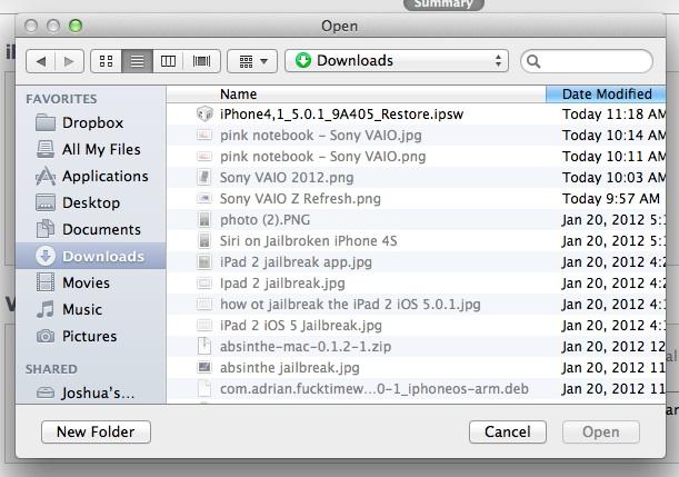 How to unjailbreak iPhone 4S
