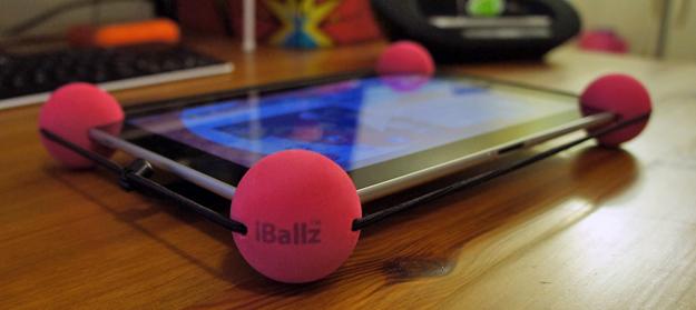 iBallz on a Samsung Galaxy Tab 10.1