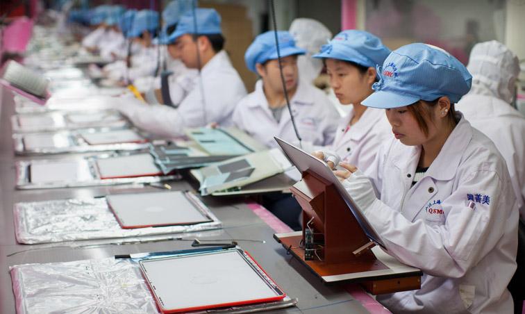 Apple Foxconn China