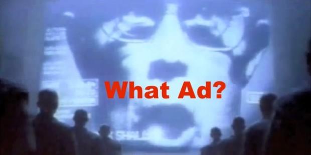 Apple Super Bowl ad