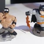 Mattel Apptivity WWF and Batman Figures