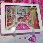 Mattel Apptivity Barbie Fashionista Ring and App
