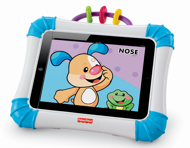 Protect Your iPad From Your Baby With Fisher-Price Apptivity Cases