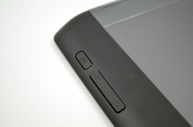 Droid XYBOARD Review - buttons