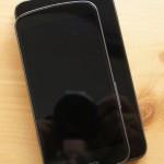 Samsung Galaxy Note and Galaxy Nexus