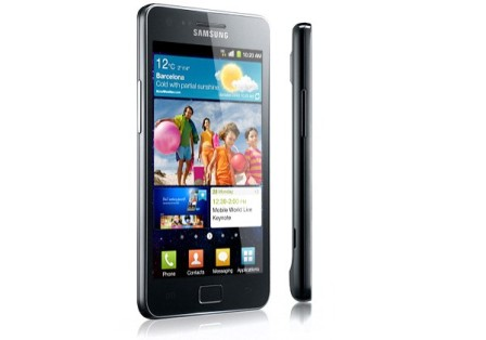 Galaxy II Beats iPhone 4S for Smartphone of the Year at MWC 2012