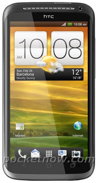 HTC One X with Sense 4.0