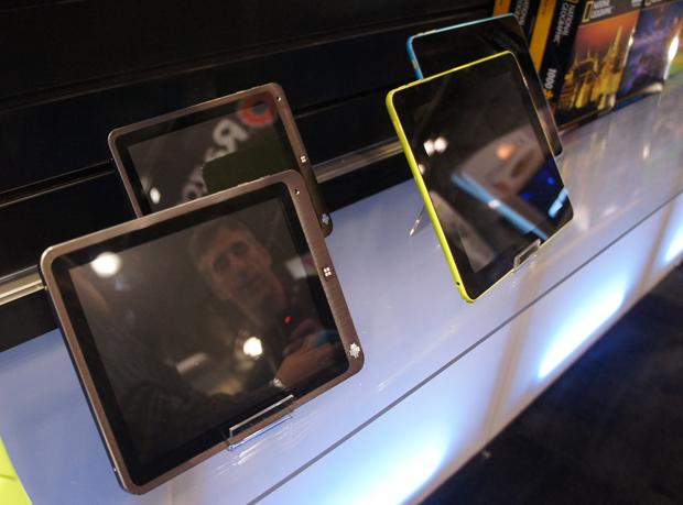 Kurio 8 and 10 Kid Tablets