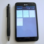 Galaxy S Pen Holder and Galaxy Note