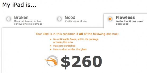 Sell iPad 2 Gazelle