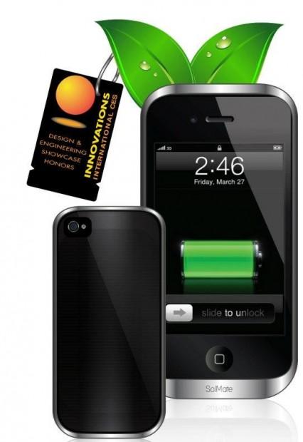 SolMate iPhone case