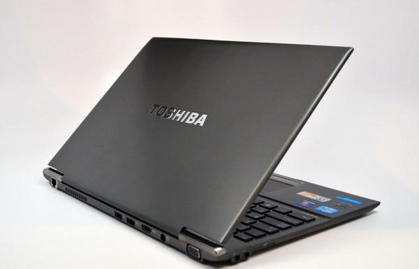 Toshiba Portege z835 Ultrabook Profile 600x385