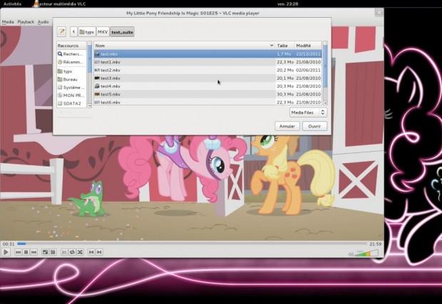 VLC Player Screenshot