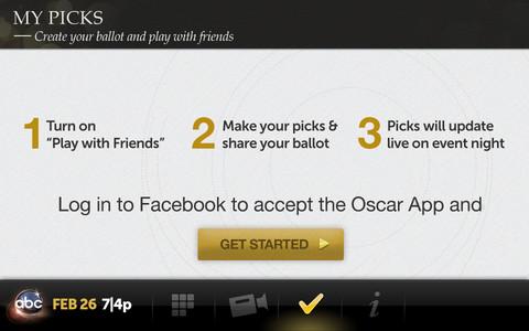 Watch Oscars on iPhone
