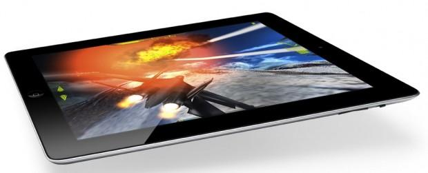 iPad screen 2