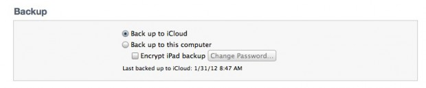 What To Do Before Upgrading to the iPad 3