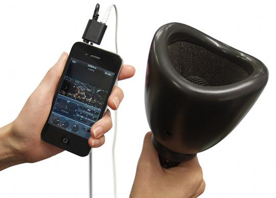 iPhone iPad Noiseless USB Karaoke Mic