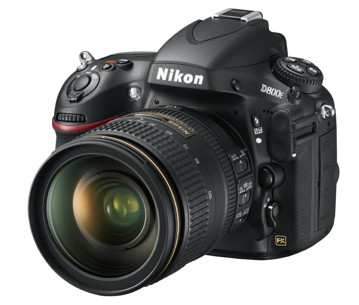 Nikon D800 D800e