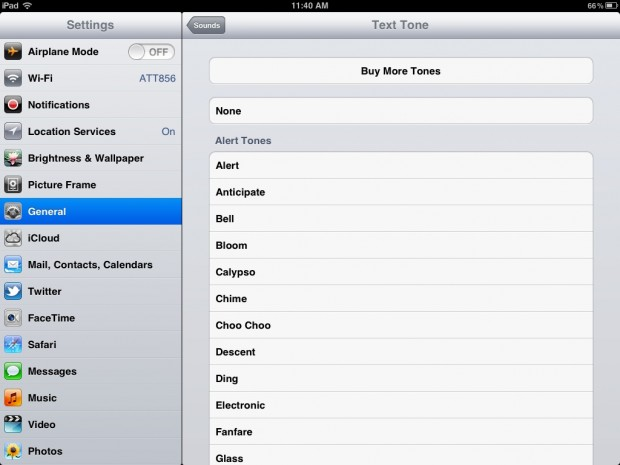 How to Completely Silence Your iPad